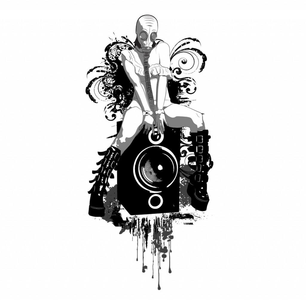 Acid Sounds (t-shirt)